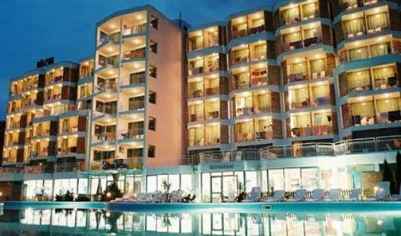 Delfin (Sunny Beach) - hotel