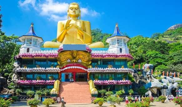 Sri Lanka - Perły Cejlonu