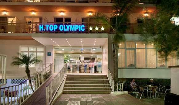 H Top Olympic (Calella) - hotel