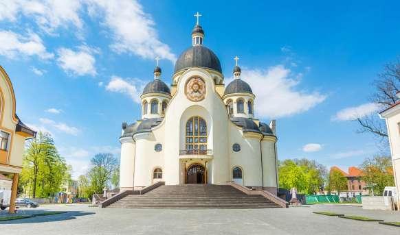 Ukraina- Szlakiem Wołodyjowskiego