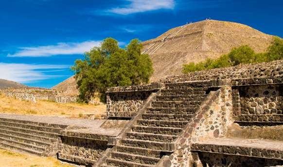 Meksyk - imperium Azteków