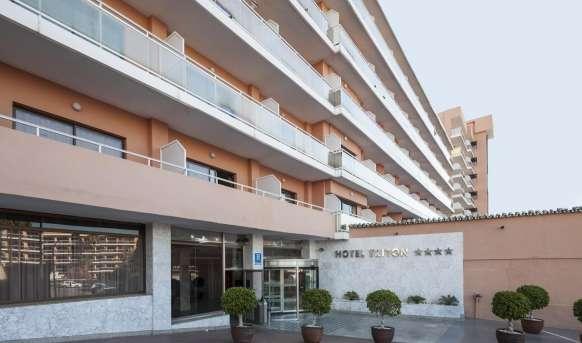 Best Triton Hotel Benalmadena Website