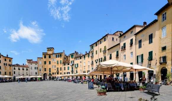 Magiczna Toskania