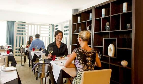 Melia Tortuga Beach - restauracja