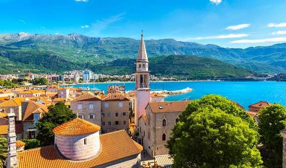Budva - Pokoje Gościnne Czarnogóra, Riwiera Czarnogórska, Budva