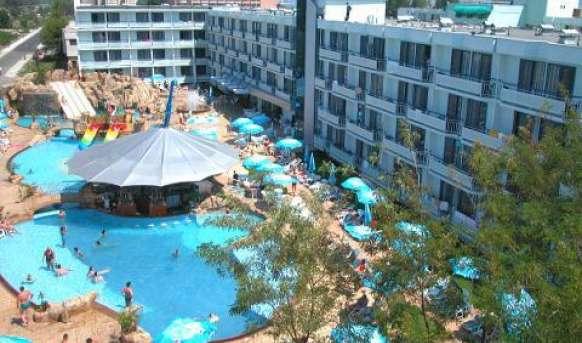 Kotva (Sunny Beach) - basen