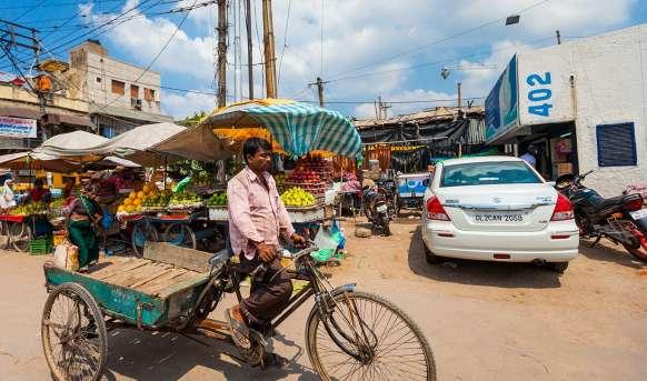Klasyczne Indie Indie, Wyc. objazdowe