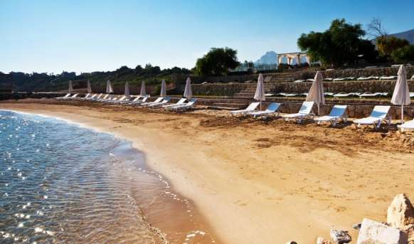 Ada Beach - pokój
