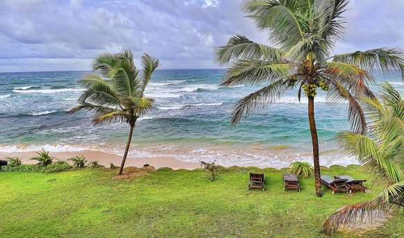 Club Koggala Village - plaża