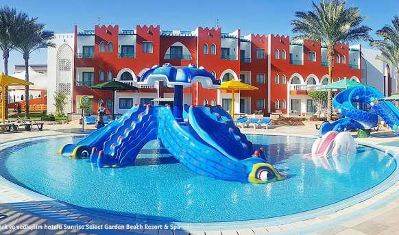 Sentido Mamlouk Palace Resort & Spa (ex Sunrise) - pokój
