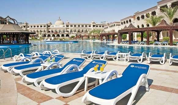 Sentido Mamlouk Palace Resort & Spa (ex Sunrise) - basen