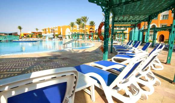 Sunrise Select Garden Beach Resort & Spa - restauracja