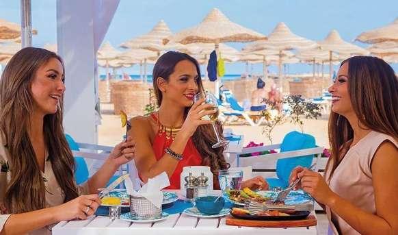 Sunrise Select Garden Beach Resort & Spa - pokój