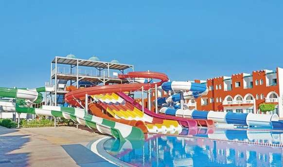 Sunrise Select Garden Beach Resort & Spa - basen