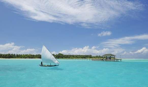 Holiday Island Resort - plaża