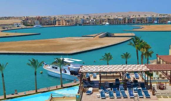 Marina Lodge (Port Ghalib)