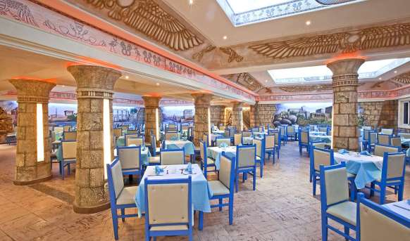 Mirage Bay Resort (ex Lillyland Beach Club Resort) - restauracja