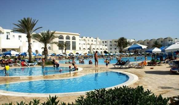 Djerba Castille - basen