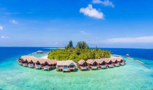 Kuda Rah Resort Malediwy, Ari Atol, Kuda Rah