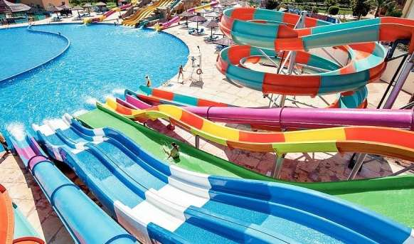 Sunrise Select Royal Makadi & Aqua Park - basen