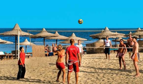 LTI Akassia Beach - plaża