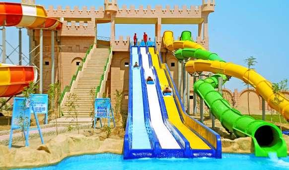 LTI Akassia Beach - atrakcje dla dzieci