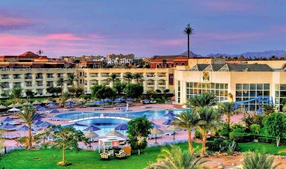 Aurora Oriental Resort - restauracja