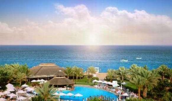 Fujairah Rotana Resort & Spa - basen