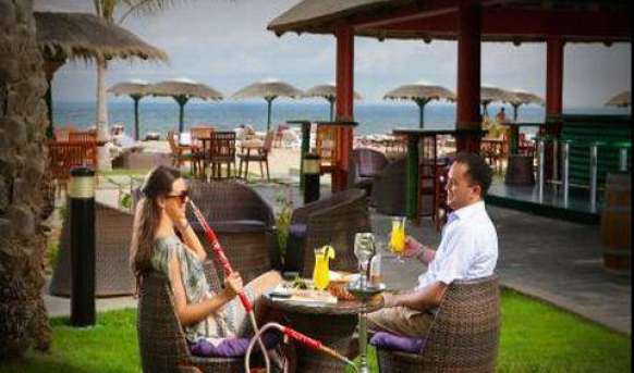 Fujairah Rotana Resort & Spa - restauracja