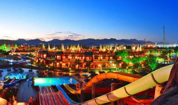 Aqua Blu Resort (Aqua Park)