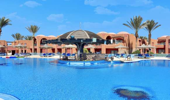 Sentido Oriental Dream Resort - plaża