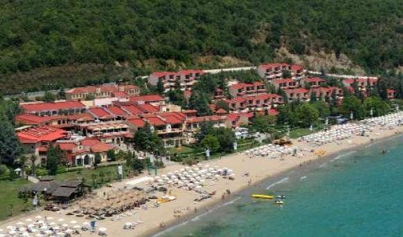 Villas Elenite - plaża