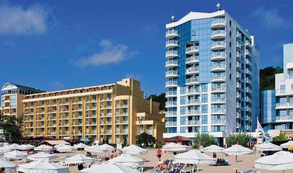Berlin Golden Beach - hotel