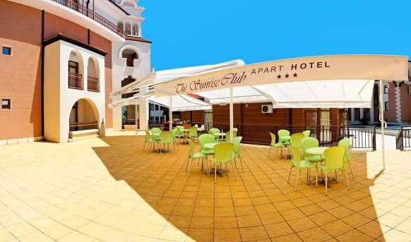 Sunrise Club - hotel