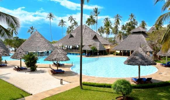 Neptune Pwani Beach Resort - restauracja