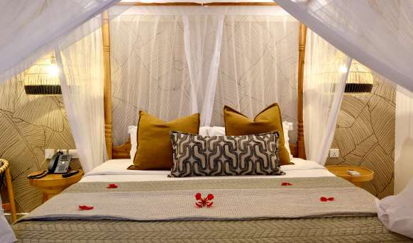 Neptune Pwani Beach Resort - plaża