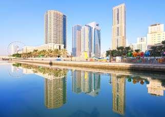Sharjah Emiraty Arabskie