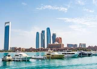 Abu Dhabi Emiraty Arabskie