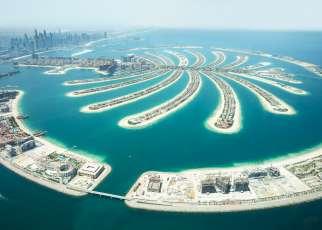 Palm Island Dubaj Emiraty Arabskie