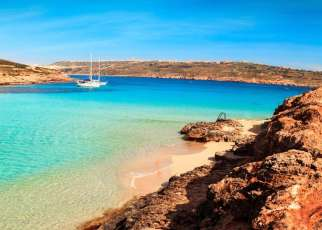 Malta Wyspa Comino