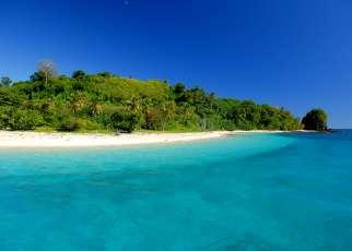 Bajeczne wybrzeże Madagaskar
