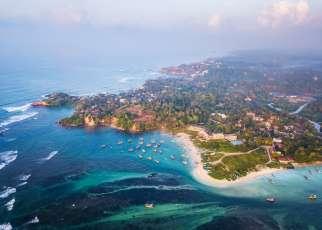Sri Lanka, wybrzeże wyspy
