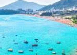 Czarnogóra wakacje wczasy plaża