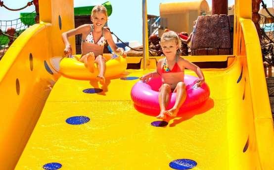 Ranking najlepszych hoteli z Aquaparkami