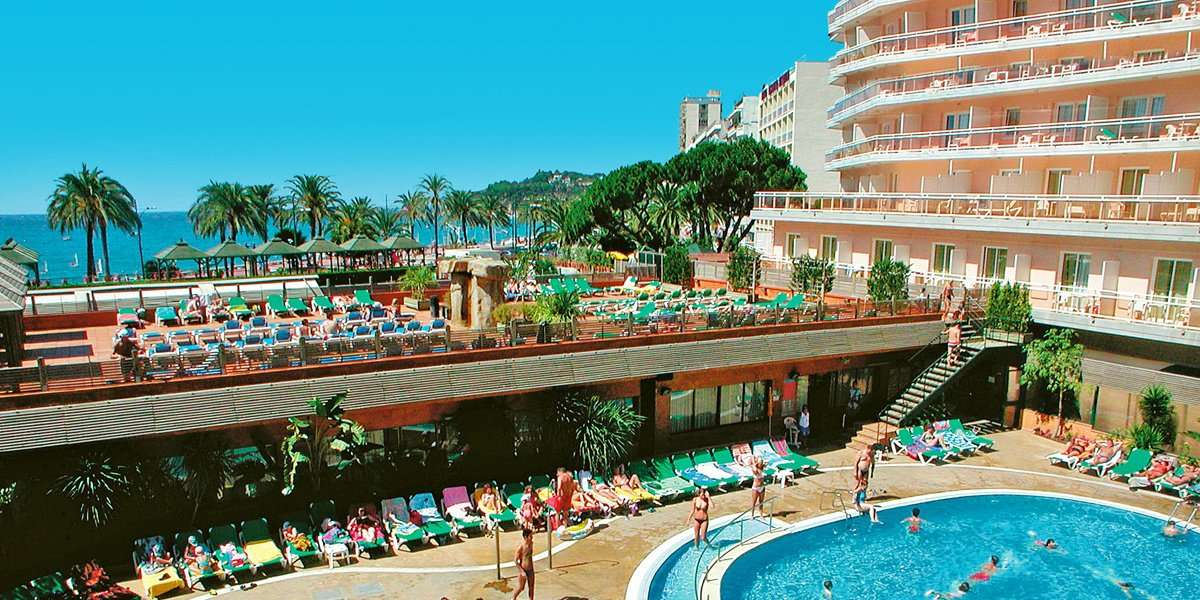 Opinie O Hotelu Rosamar Spa Lloret De Mar Hiszpania Costa