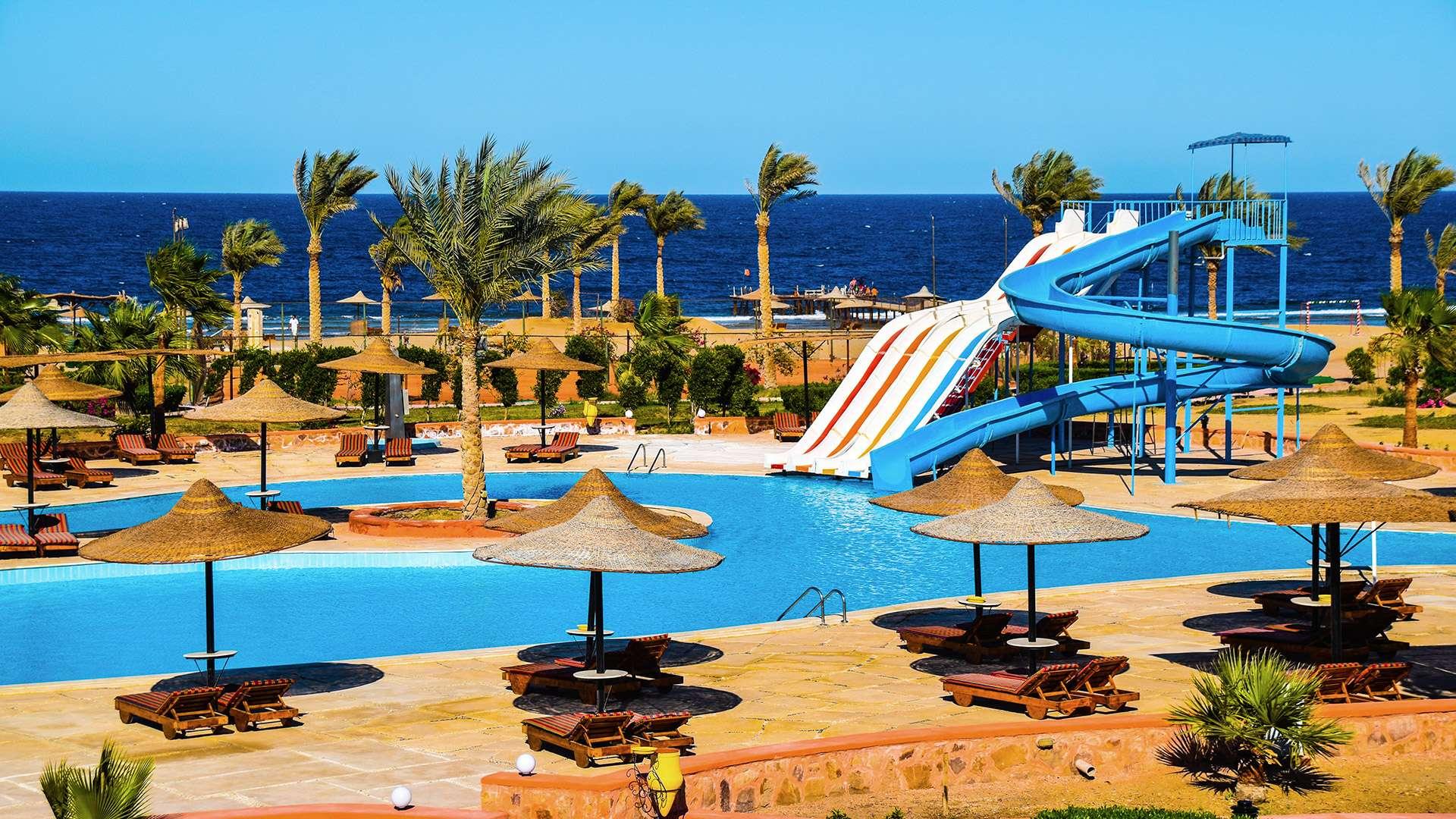 Hotel Hotelux Jolie Beach Resort Marsa Alam Ex Nada Resort Egipt Marsa Alam Opis Oferty Fly Pl