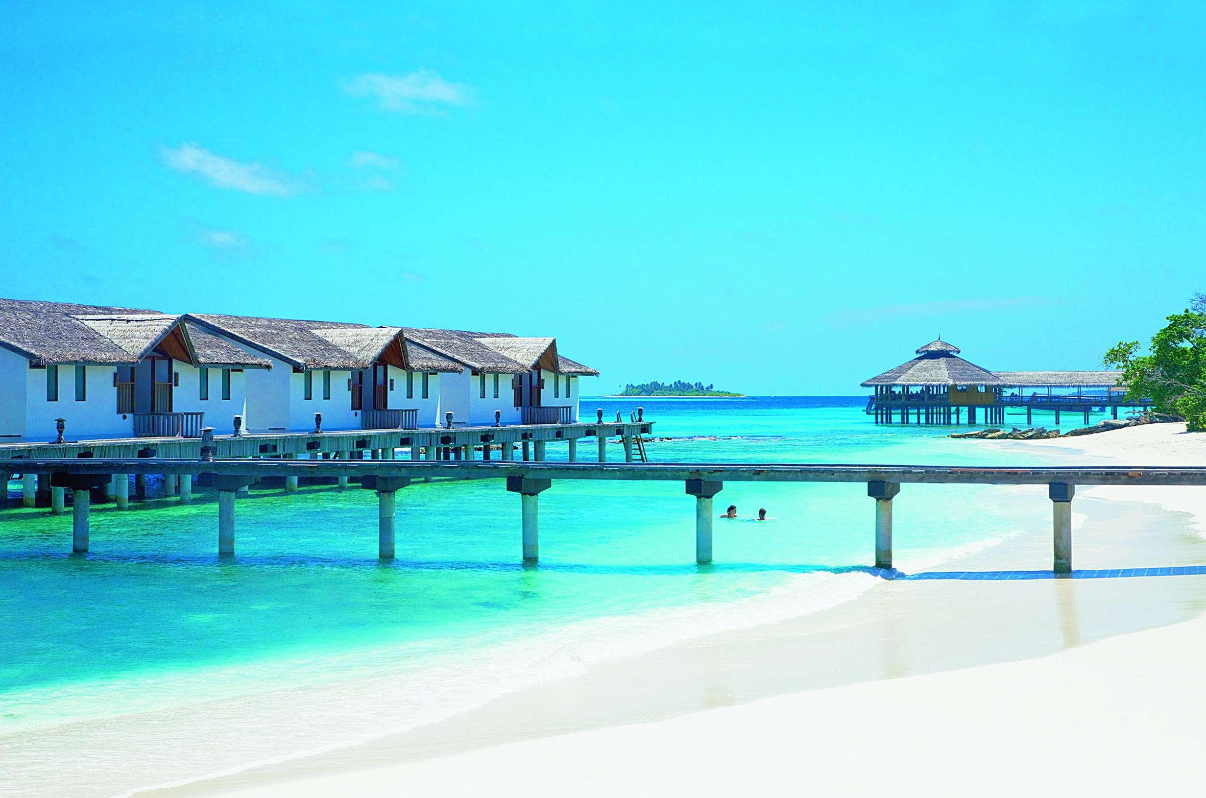 Hotel Reethi Beach Malediwy Baa Atol