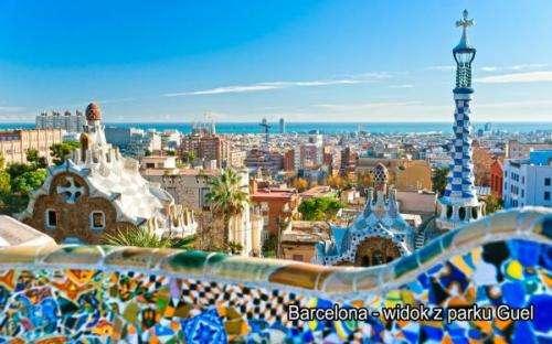 Hiszpania - Zwiedzanie i Wypoczynek 3*