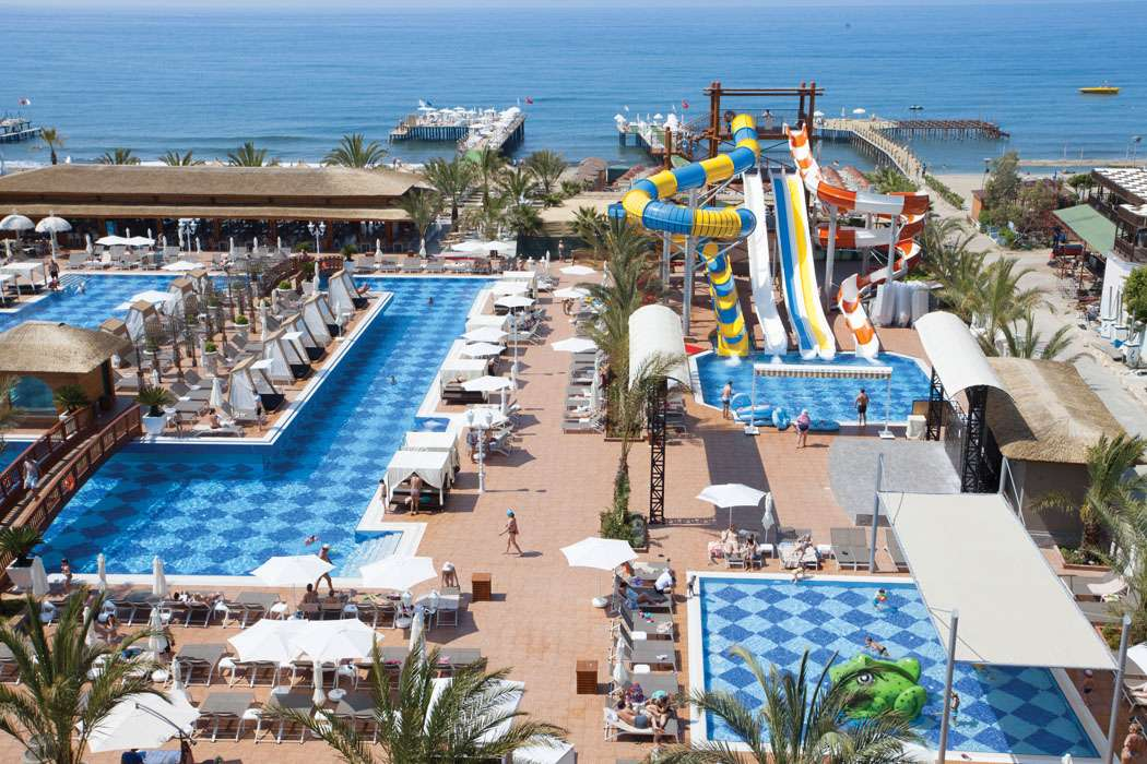 Quattro Beach Spa