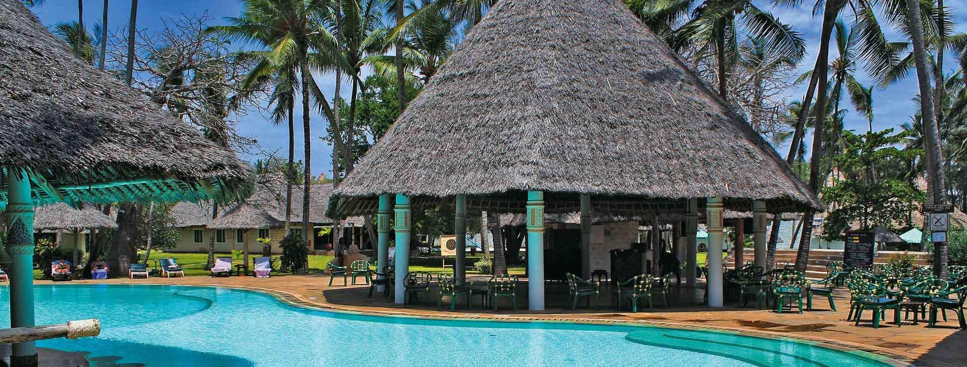 Kenijskie Trio / Neptune Village Resort